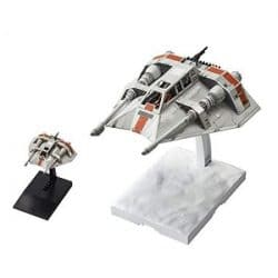 SNOWSPEEDER Scale Model Kit Set