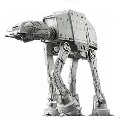 Maqueta bandai star wars at-at